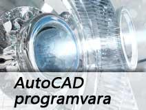 CADShops erbjudande inom AutoCAD programvara