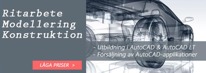 Bild AutoCAD produkter och utbildning
