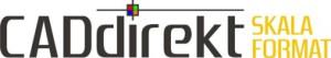 Skala och Format (logotype)